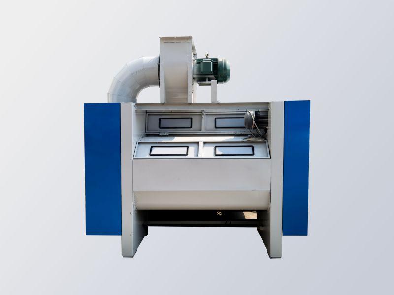 开松机材料半成品的质量判断方法有哪些?