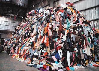 闲置交易,解决低效率旧衣服回收