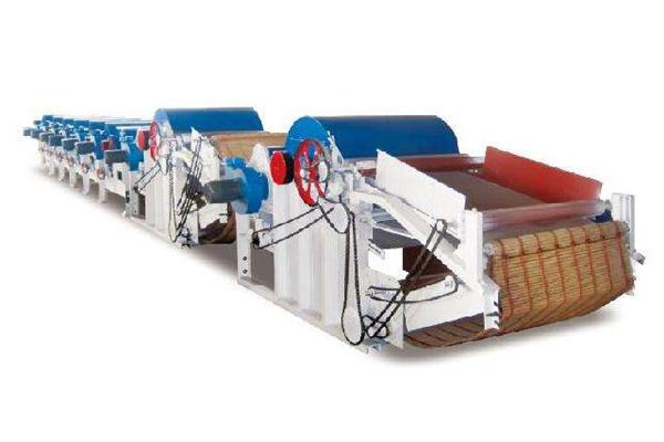 开松机、开花机和再生纤维分梳机的选择方法!